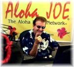 Aloha Joe Sudio Shot